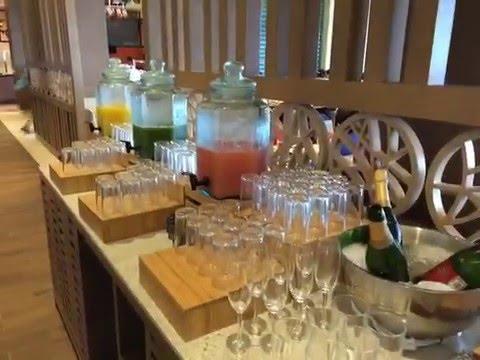 Hyatt Ziva Cancun Buffet Breakfast