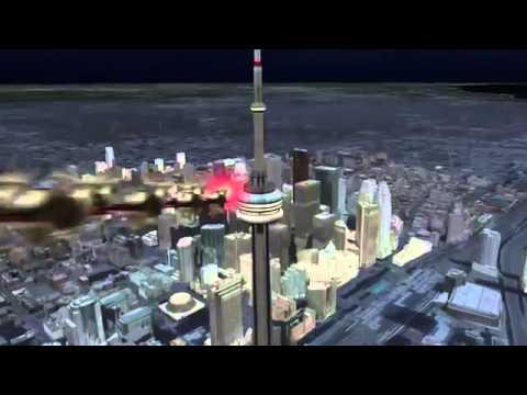NORAD Tracks Santa 2012 - Canada