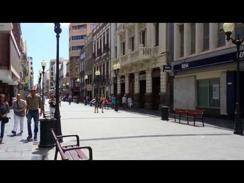 Las Palmas City Center Gran Canaria Canary Islands