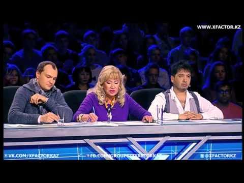 Самые Прикольные выступление на X FactorKz3