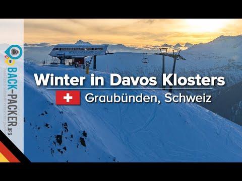 20 Tipps & Sehenswürdigkeiten in Davos Klosters, Schweiz (Winter)