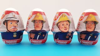 NEW fireman Sam  / SURPRISE / Brann-mann Sam / Sam Le pompier/Sam el Bombero /Brandweerman Sam
