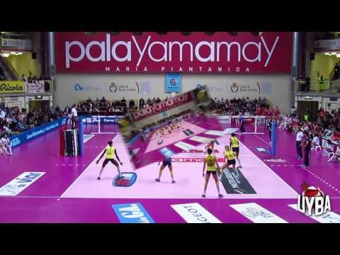 08/11/15 Highlights Unendo Yamamay Busto Arsizio vs Imoco Volley Conegliano