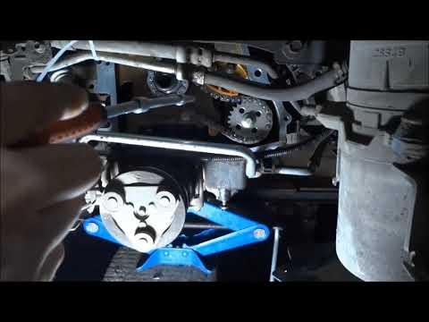 Замена цепи ГРМ форд фокус 2