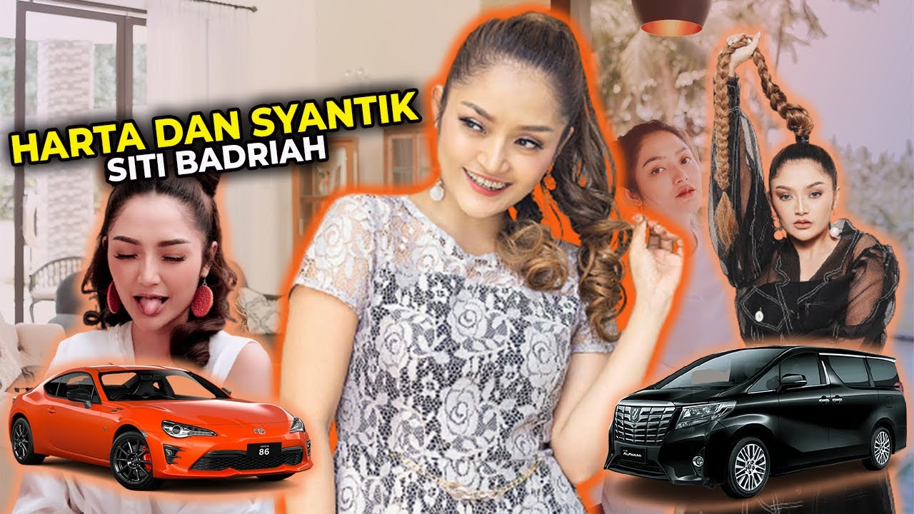 KERAP TAMPIL SEKSI dgn PAKAIAN TRANSPARANT!? Begini Koleksi Mobil dan Fakta Karier Siti Badriah
