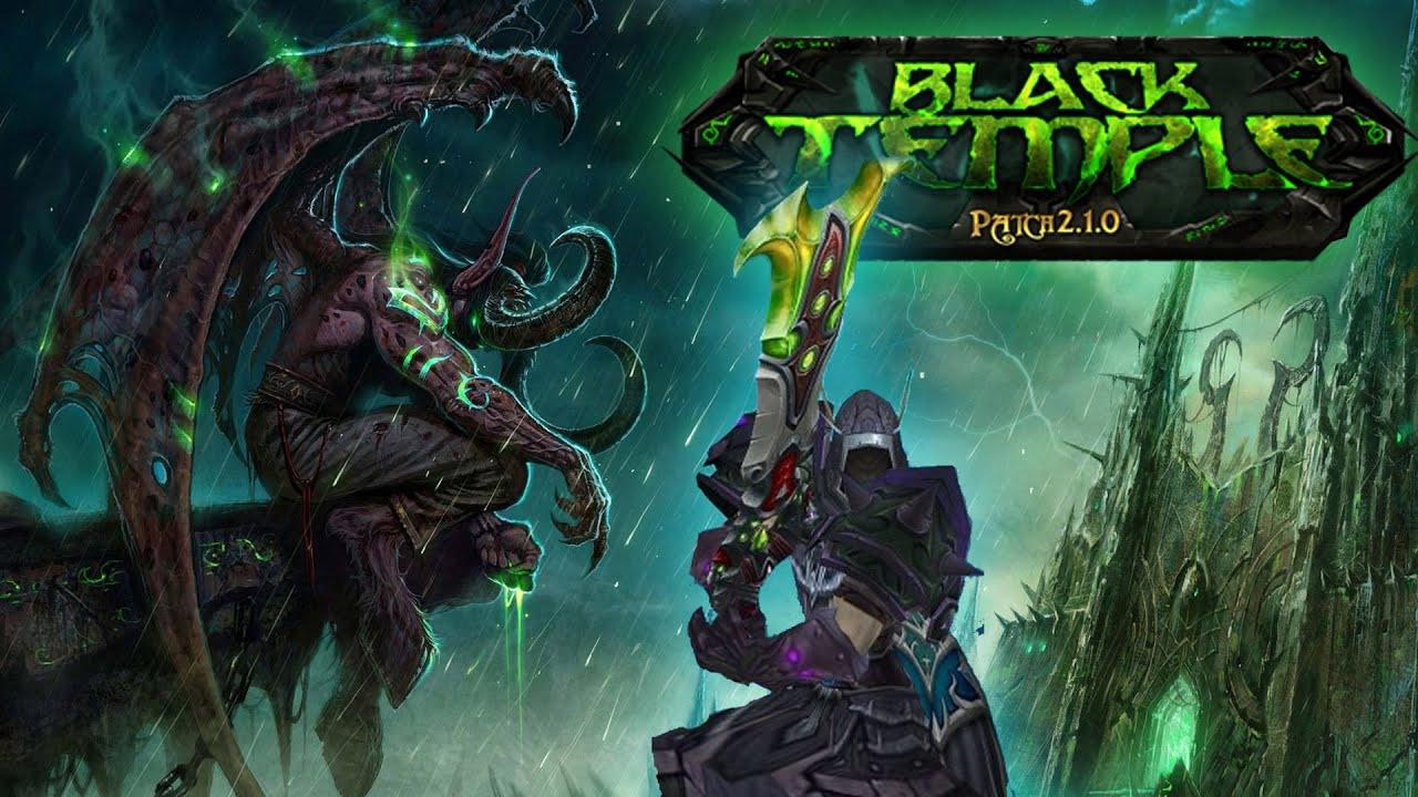 World Of Warcraft - Visszatrs A Black Temple-Be - Youtube-5331