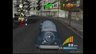 Chase: Hollywood Stunt Driver - Gameplay Xbox (Xbox Classic)