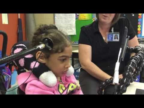 Assistive Technology at George Bissett Elementary School