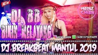 DJ BREAKBEAT BIKIN MELAYANG 2019