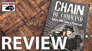 Chain of Command Rule Review