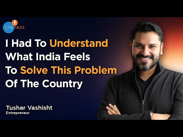 An Extraordinary Affair With India - Tushar Vashisht - YouTube