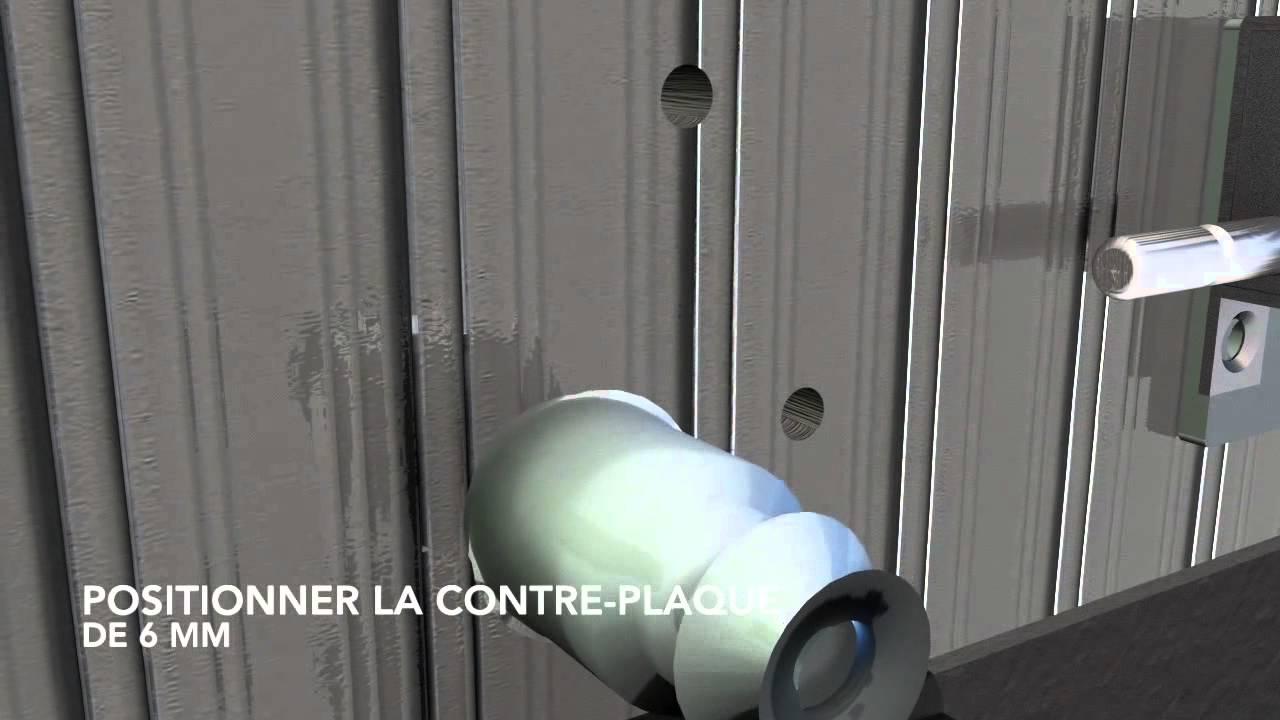 Kit De Fermeture Pour Porte Basculante