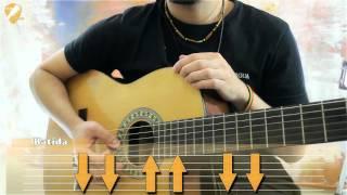 Aula de Violão GOSPEL - Meu Mestre Lázaro (como tocar fácil)