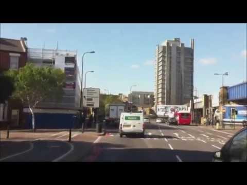 London streets (33.) - Chapter street - Vauxhal - Stockwell - Brixton - Mitcham