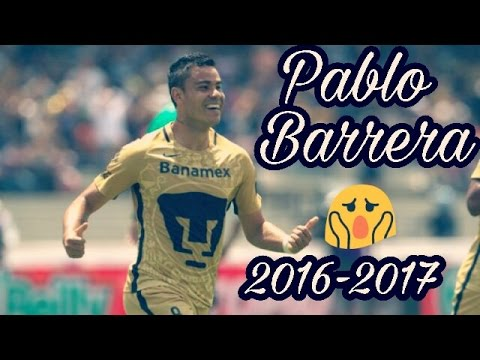 Goles De Pablo Barrera 2016-2017