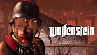 Wolfenstein The Old Blood - СМЕРТЬ ФАШИСТАМ - Прохождение Часть #1