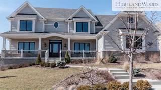 Bennington Model Home at Highland Woods in Elgin | Home Channel TV