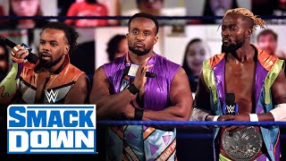 The New Day promise to remain stronger than ever: SmackDown, Oct. 16, 2020