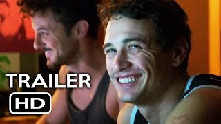 King Cobra Official Trailer #1 (2016) James Franco, Keegan Allen Drama Movie HD