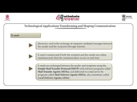 Technological Trends In Communication (AE)