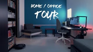 Home / Office Tour!