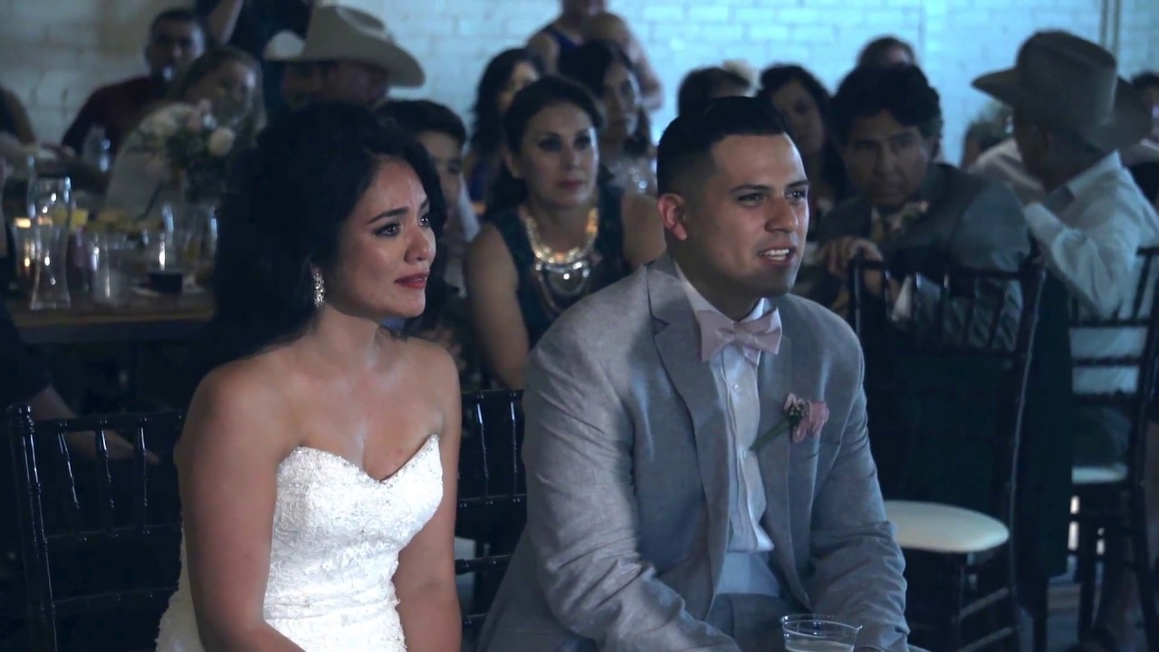Great Best Man Wedding Toast By Brother Of Groom Brik Venue Fort Worth Videographer