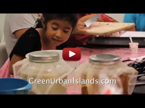 Teaching Raw Food Preparation For The Health Of Families In Our Communities