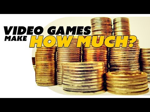 Video Games Make HOW MUCH!? - The Know Game News