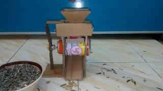 Evde Çekirdek kabuğu Ayıklama makinası