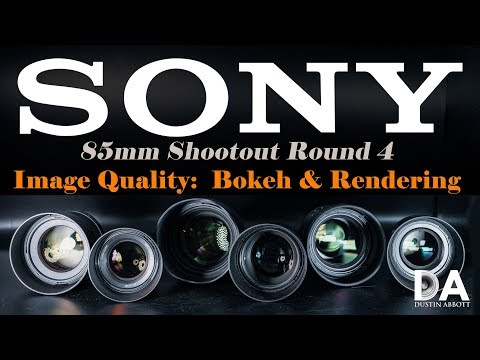 A Huge Comparison of 85mm Lenses for Sony Full Frame Cameras |