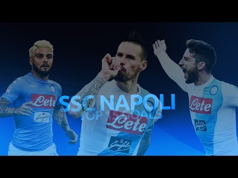 Top 15 Goals Napoli | Serie A Tim - HD 2016/17