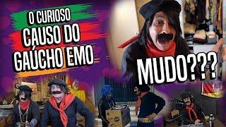CURIOSO CAUSO DO GAÚCHO EMO: ELE É MUDO???