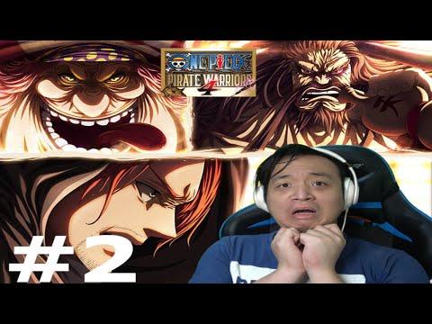 [🔴] One Piece: Pirate Warriors 4 - NAMATIN GAME KEMATIAN - Indonesia #2