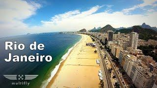 Rio de Janeiro 2016 - Imagens Aéreas - BRAZIL - Multifly