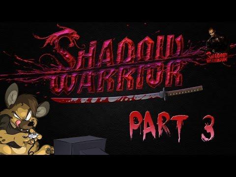 LO WANG IS A TRUE SURVIVOR | Shadow Warrior (2013) | Part 3