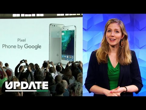 Download With Pixel and Home, Google gets serious about hardware (CNET Update)