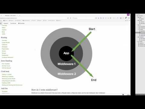 07 Uso de middleware - Slim 3 Framework