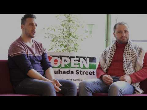 Interview Youth Against Settlements Tour The Netherlands