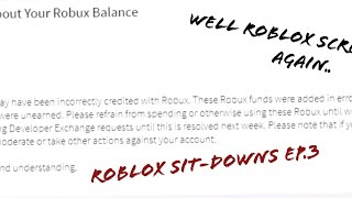 ROBLOX Sit-Downs: Why ROBLOX gave devs thousands of Robux.