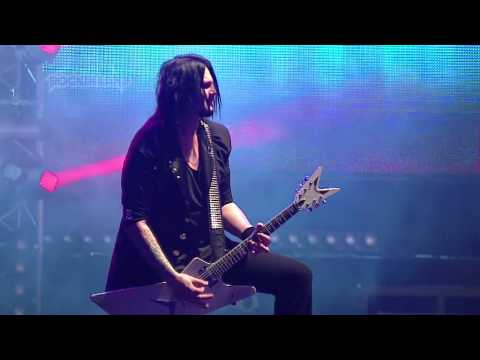Future World - Helloween live at JRL 2011