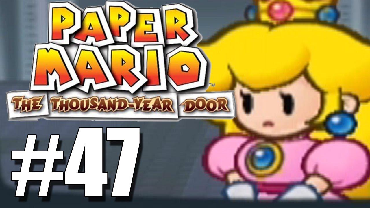 Paper mario princess peach gives bowser a handjob - 2 4