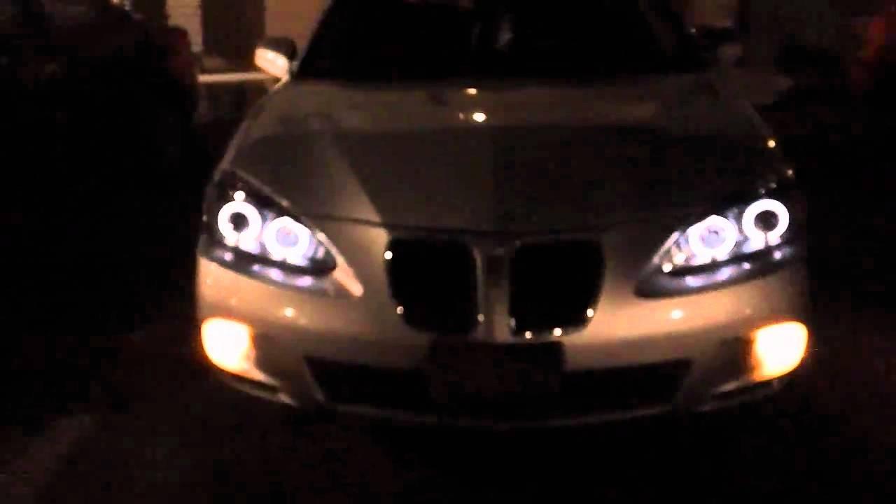 Halo Headlights 05 Grand Prix - YouTube