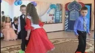 Барбарики.avi(Выступление детей на выпускном в детском саду. Танец