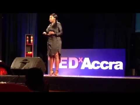 Why she moved to Ghana-Peace Hyde at TEDx Accra 2015
