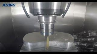 ATORN Schaftfräser für die Aluminiumbearbeitung