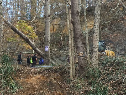 Unicoi County Sheriff: Authorities Draining Old Quarry As Search For Luc Vance Continues