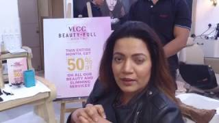 VLCC Tutorial on Hair Transformation with Clip on