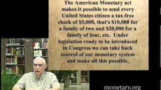 Richard Distelhorst - 2010 AMI Monetary Reform Conference #1