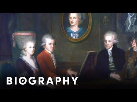 Mini BIO - Wolfgang Amadeus Mozart