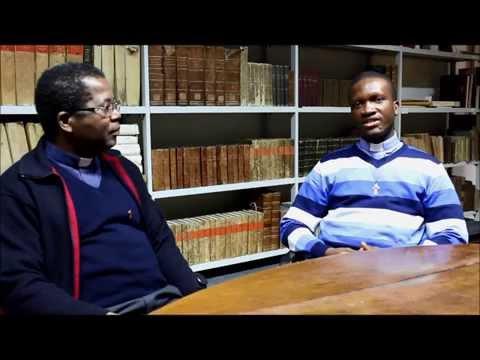 Intervista a p. Bernard Kinvi, camilliano
